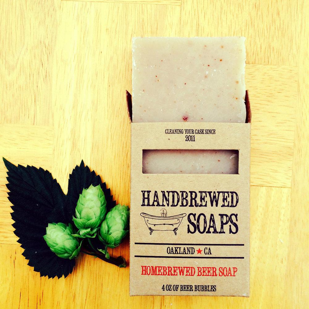 Handbrewed Soaps