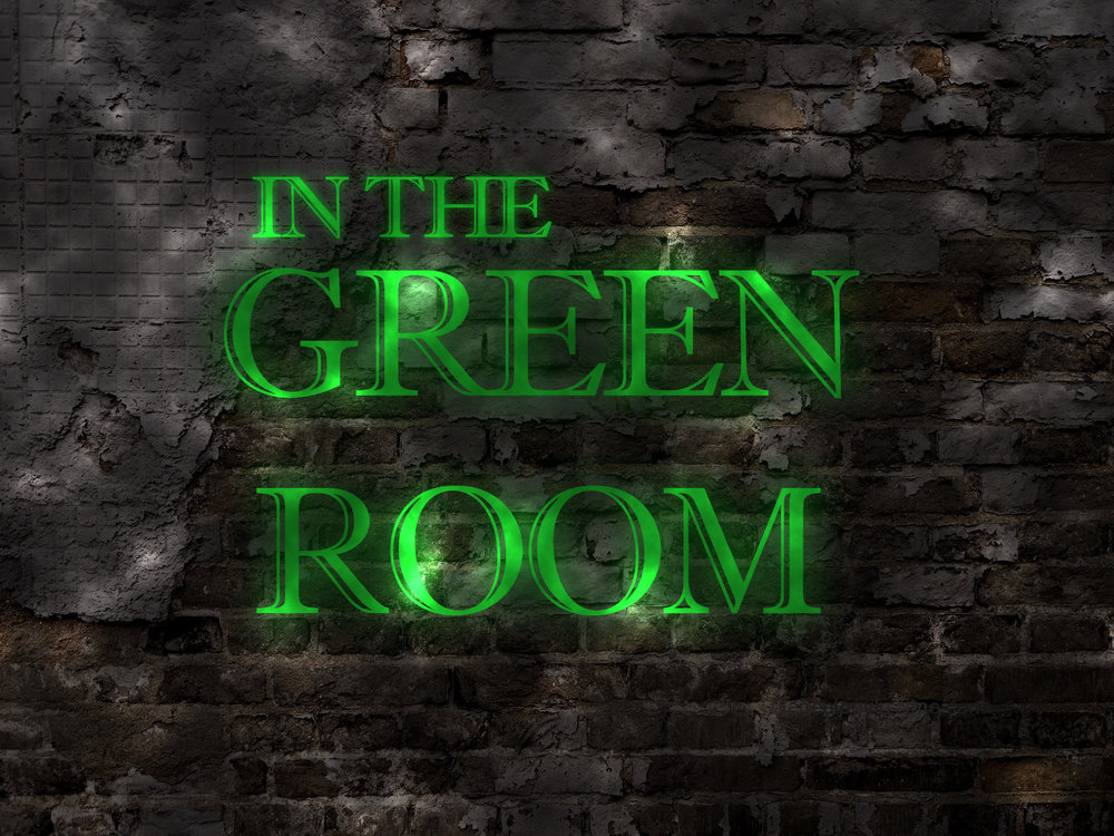 In the Green Room A weekly show in which host, Angelo Esquibel, interviews musicians, comedians, actors, as well as other creative individuals, both local to Wilmington and from around the state. Tune in Tuesday's at 8:00 PM ET.