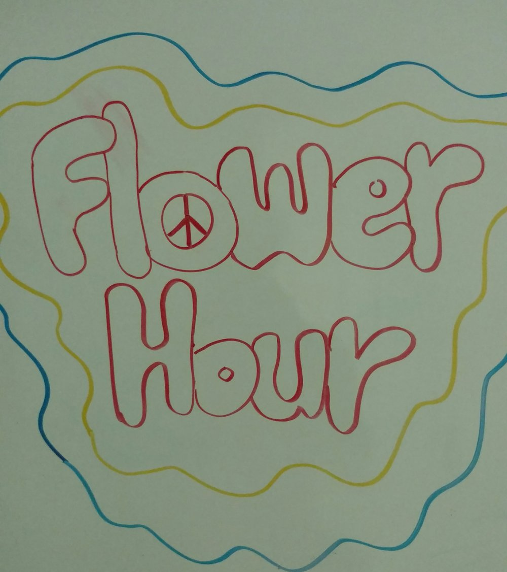 "Flower Hour Hey you! Have you ever thought about doing LSD but didn't want any of the harmful side effects? Well I've got the next best thing! Tune into Flower Hour Tuesdays nights at nine on Hawkstream.org! This is an hour-long musical journey featuring a variety of music from show to show, like ""70's Rock"" and ""Hits of the 80's"", and I'll be your guide! Be on the lookout for local artists on the rise, and a few charismatic guests! This show isn't afraid to throw a healthy dash of ""funny"" into the mix. Additionally, a totally unbiased source says listening to ""Flower Hour"" once a week has a 100% chance of curing cancer, and also causes listeners to be more attractive. - Jay Flowers (Host)"
