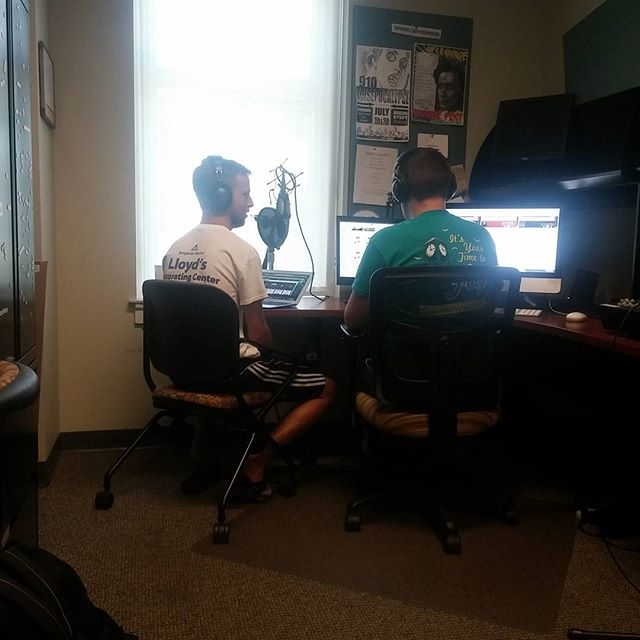 Log on to hawkstream.org to hear the first episode of #TNT, and get the latest on UNCW sports. #collegeradio