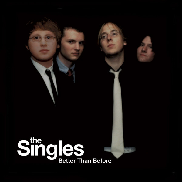 Better Than Before (2003)     Listen on Spotify      Listen on Apple Music