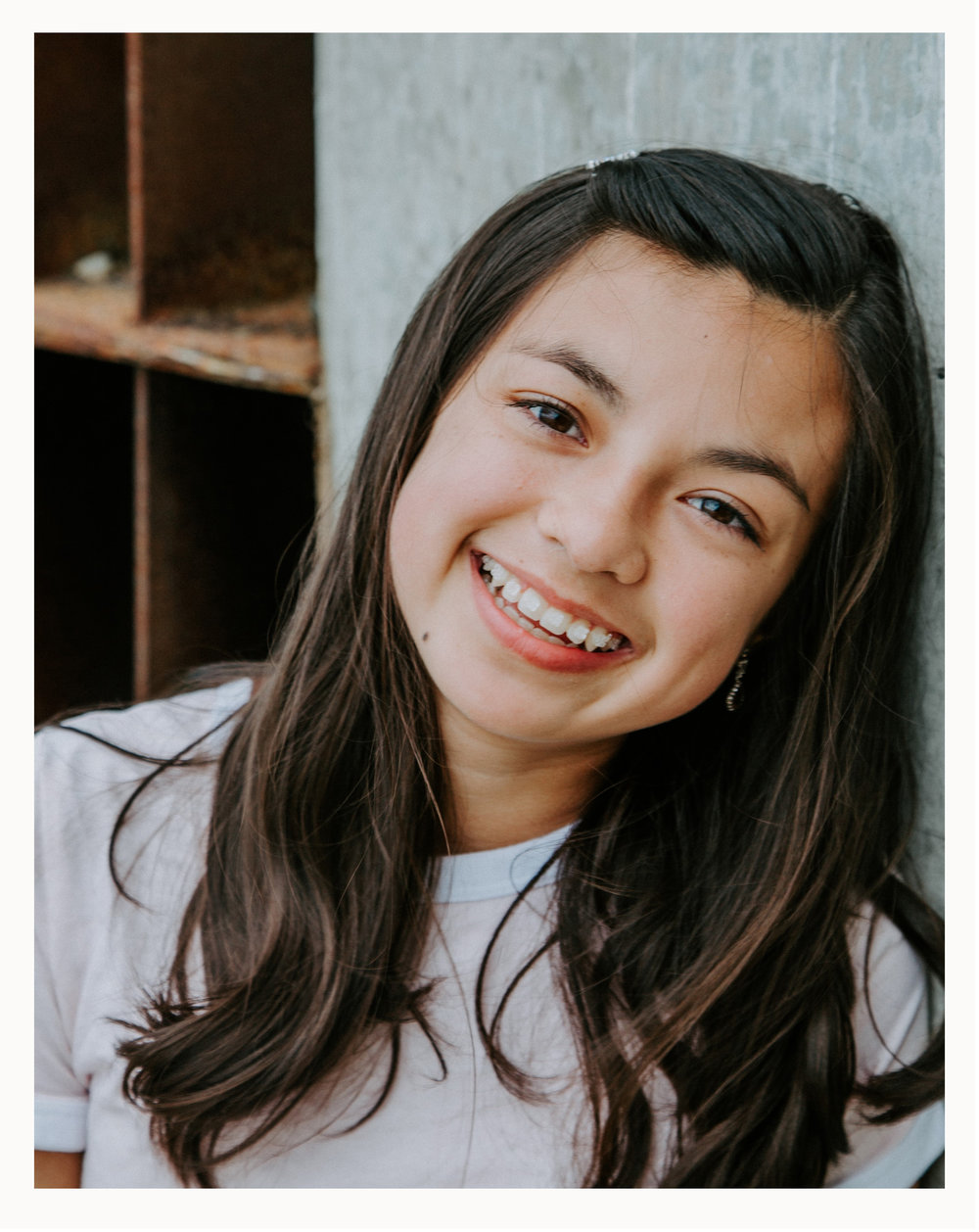 "Kiana Estes - Kiana Estes, 14 years is elated to be cast in the reading of a novel written by a very inspiring professional playwright, Lauren Fulton. Kiana developed her passion for theatre at age 9 along with her best friend/sister Kalia and baby brother, Keagan. A few of her favorite parts she played were ""Annie""(Annie Jr./EDGE), ""Flounder"" (Little Mermaid Jr./NCA) ""Ngana"" (South Pacific/SMT), and ""Zaneeta"" (Music Man Jr./NCA). Kiana has been in TV commercials, film and print ads. The training that she gets from her directors has definitely been helping to hone her skills. She is forever grateful to her parents who have been so supportive and have shown them what love truly means. She thanks God for the blessing of family and friends."