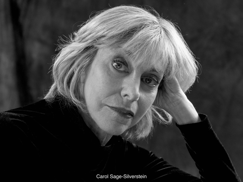 Carol Sage-Silverstein - Carol Sage Silverstein started her acting career in New York City where she performed her one woman play Sabinka as well as various stage, voice over and radio plays. She has performed in Seattle for Book it Repertory, Studio 4, Seattle Jewish Theater, voice over and radio podcasts. she is a member of actors equity