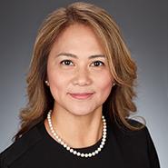 Hazel Perfinian  Vice President