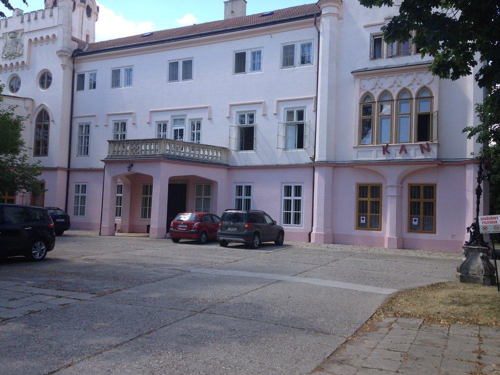Exterior of Kollegium