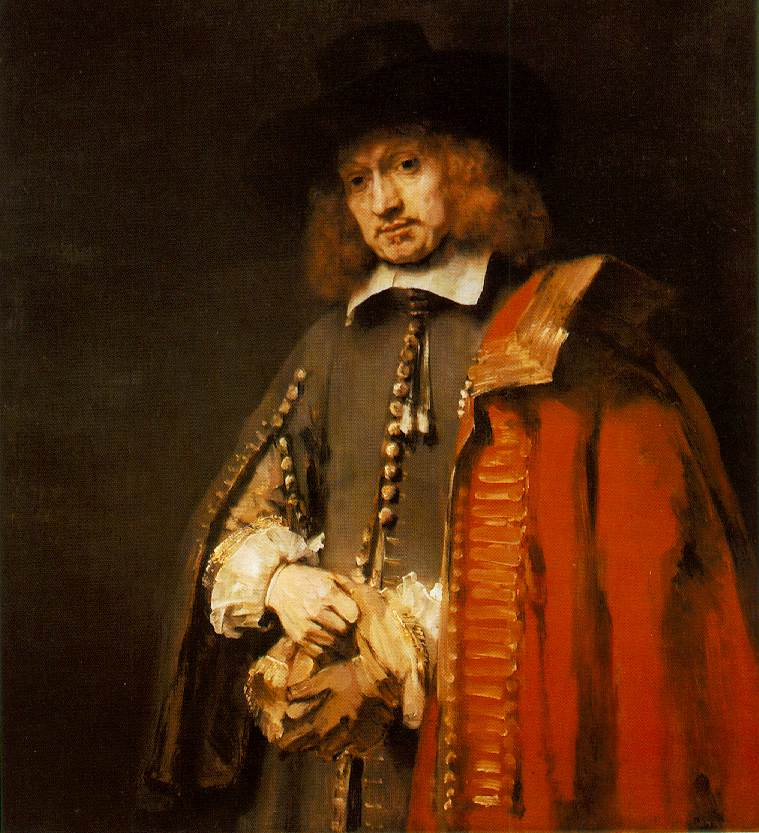 Portrait of Jan Six