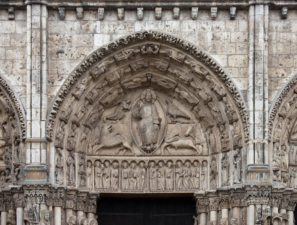 Western portal