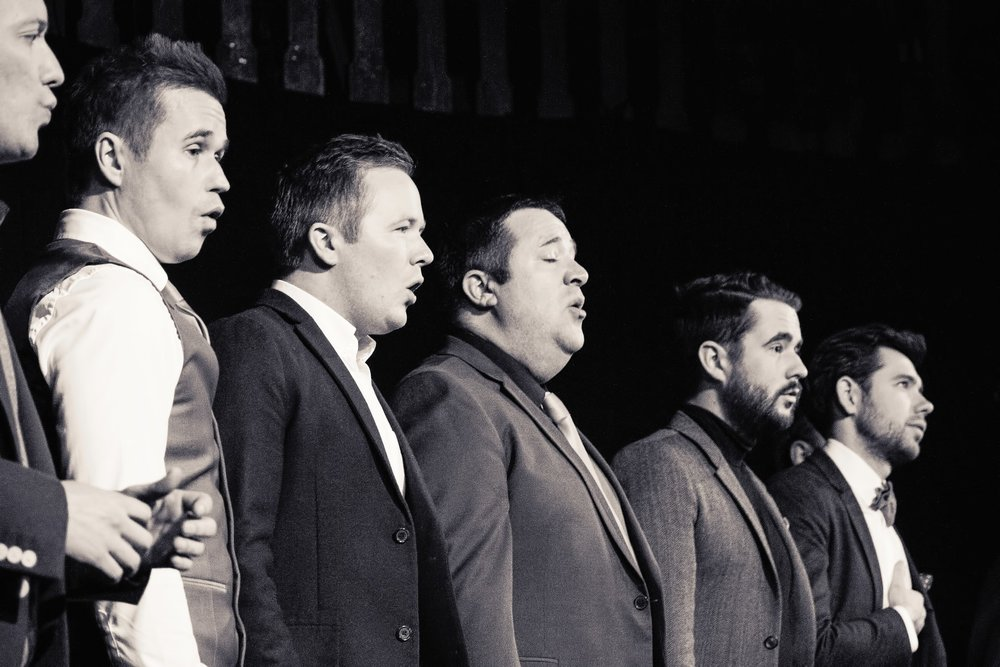 The Buzztones A Cappella The Bedford