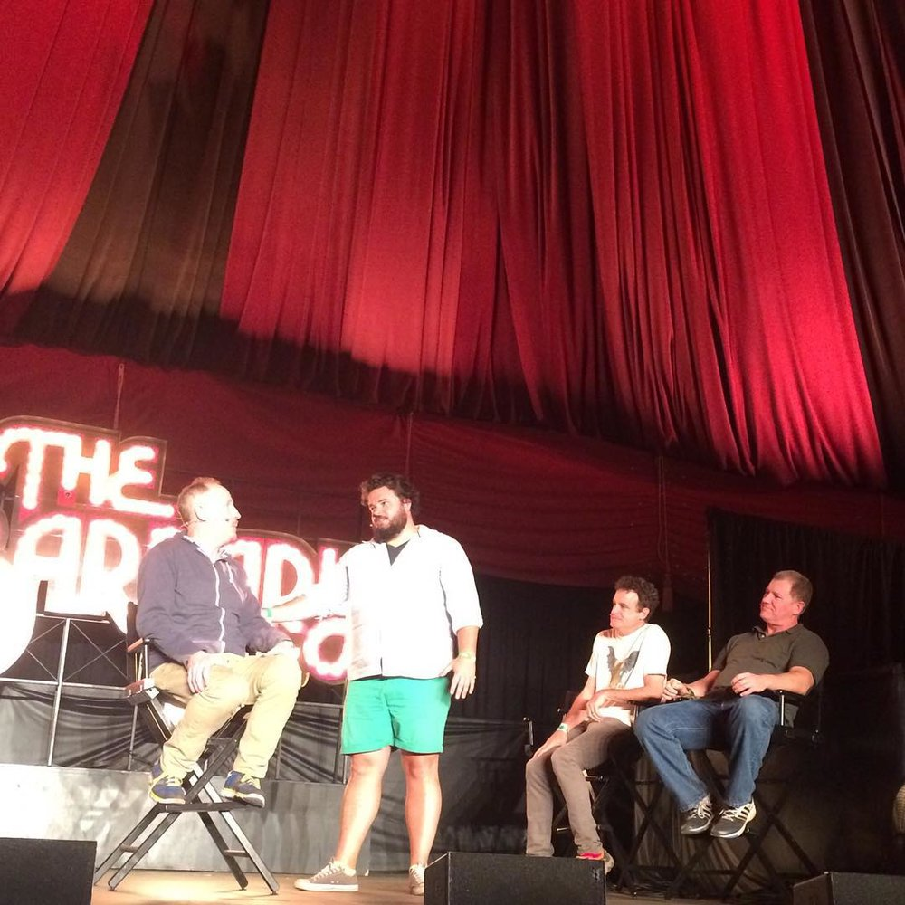 #UCB #ASSSSCAT at #OutsideLands #TheBarbary #Comedy & #Improv Tent! #OL2015 #BKCF #BrooklynComedyFestival #UprightCitizensBrigade #SanFrancisco #Brooklyn #BrooklynComedyFest #BKCF2015 #OutsideLands2015 #GoldenGatePark #standup #Barbary (at Outside Lands Music Festival)