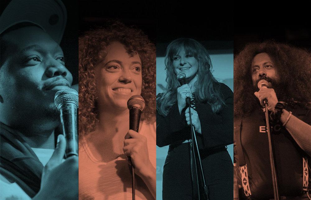 NYC's Premier Alternative Comedy Event