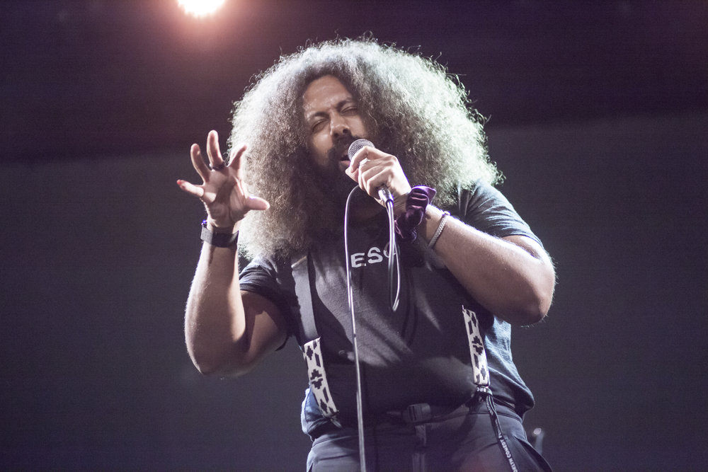 Reggie Watts @ Music Hall of Williamsburg 2016