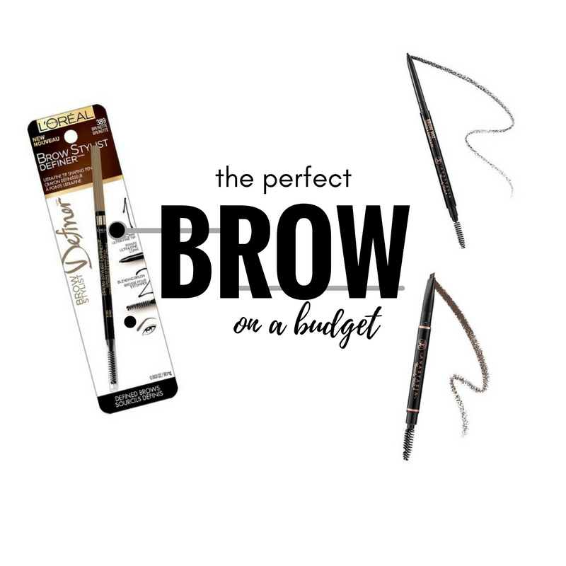 The Perfect Brow on a Budget | Hello There, Love.