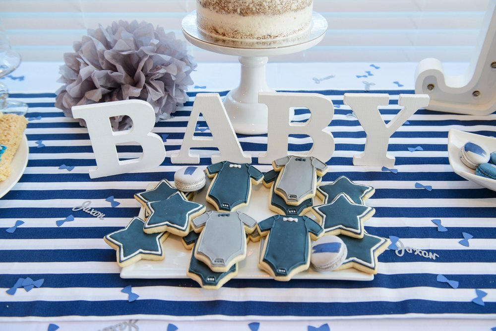 Hello There, Love | Jaxon's Baby Shower