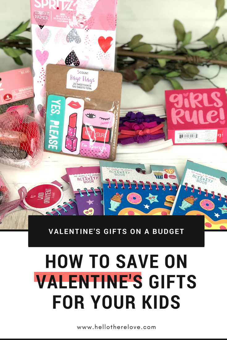 Kid's Valentines Crafts on Budget