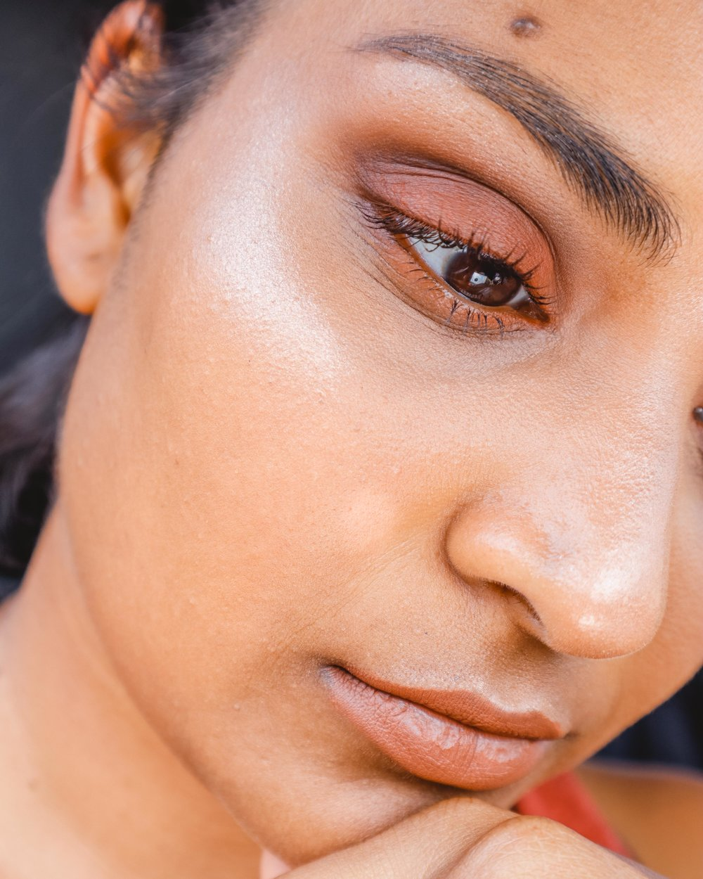 Inspired by Fall Makeup Tutorial | hello vashti