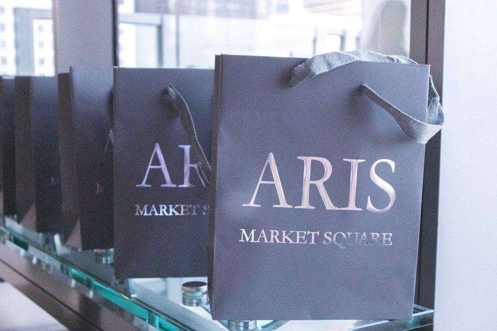 Aris Market Square Downtown Houston Living | hello vashti