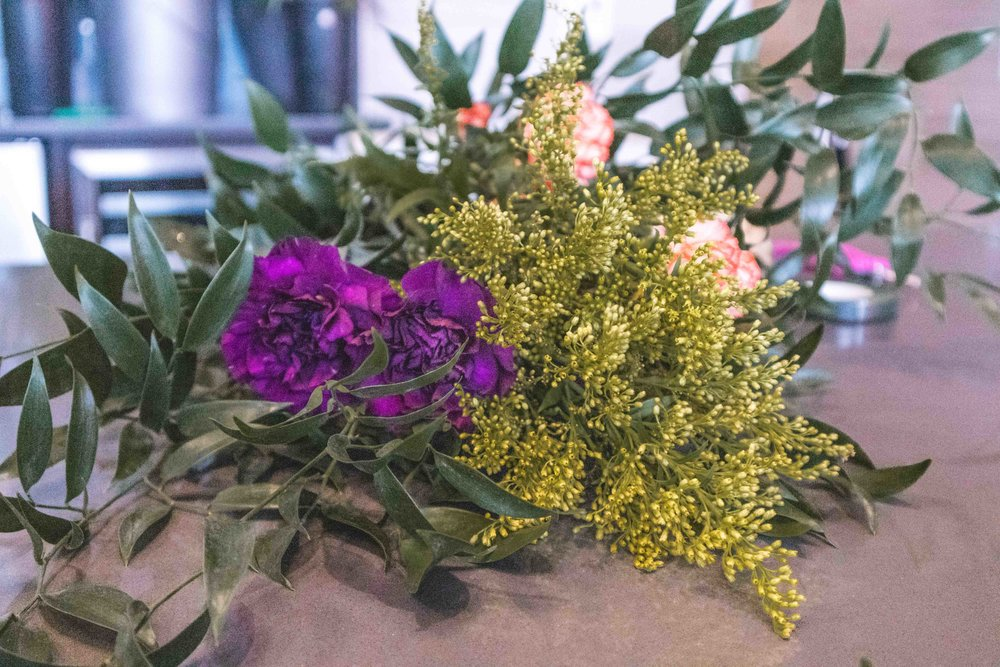 Casa de Flores DIY floral class | hello vashti