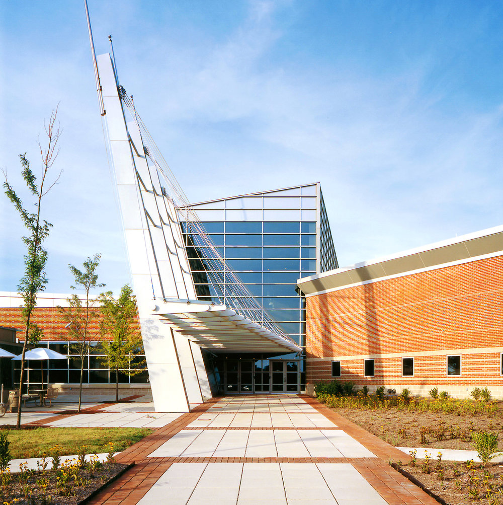 Potomac Tracon Center Vint Hill, VA Architect of Record: Jacobs Engineering KDA staff served as Project Architect for the design and construction of this 90,000 sf building including operations and administration for a federal agency.
