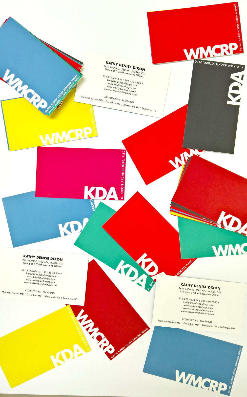 New Business Cards (FAIA) just arrived! — KDixonArchitecture