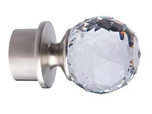 ELEGANT CRYSTAL FINIAL