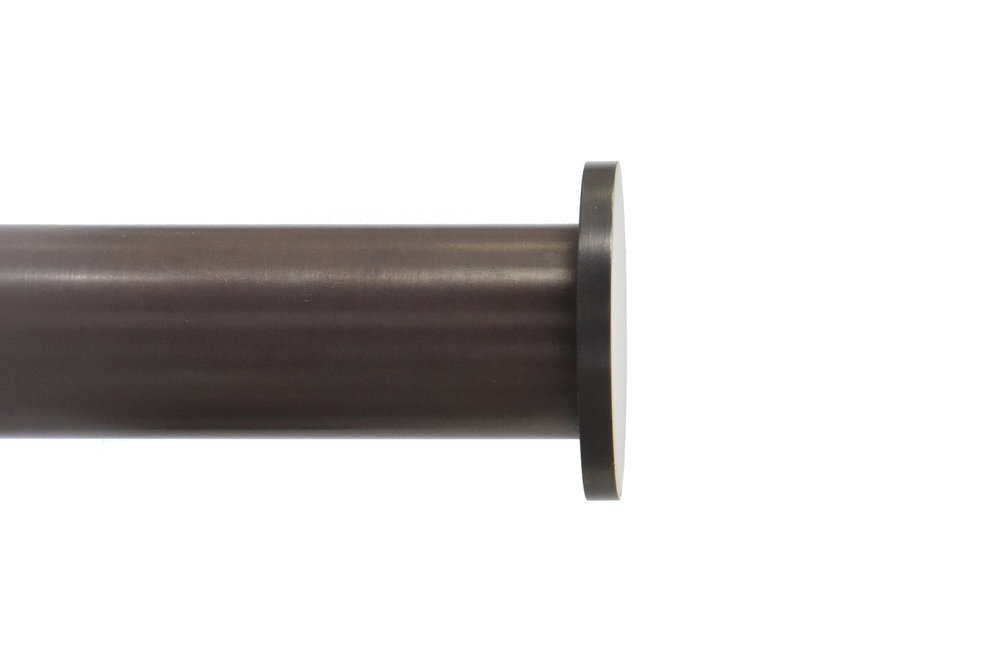 DISC END CAP FINIAL