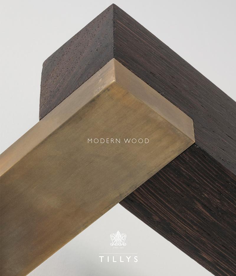 Dovetail Modern Wood
