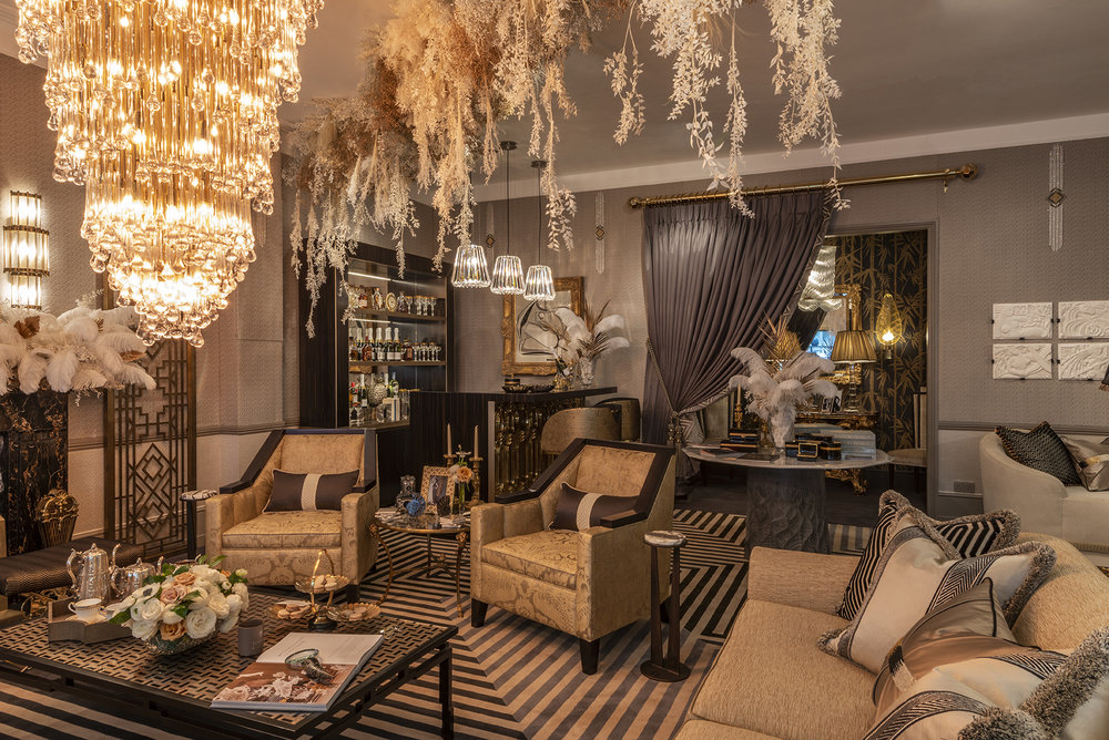 the gatsby suite, chelsea - READ MORE