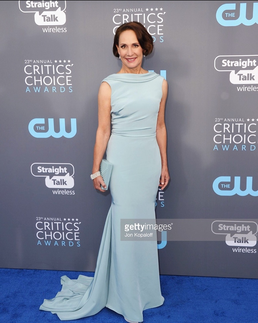 Laurie Metcalf Attending the Critic's Choice Awards
