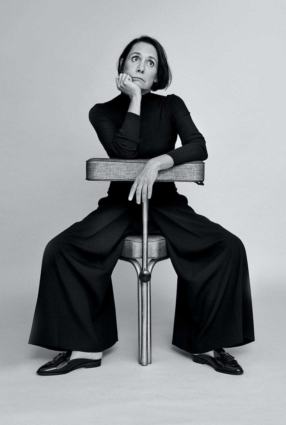 Laurie Metcalf - New York Times Magazine