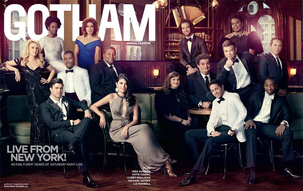 Gotham Magazine Cover