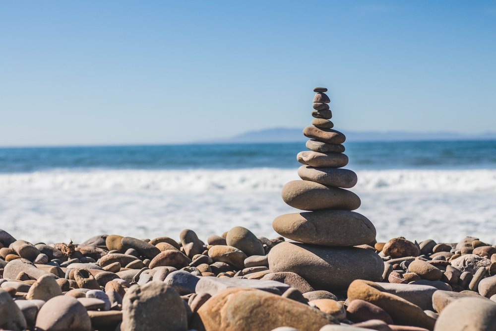 rock balancing acupuncture for cancer
