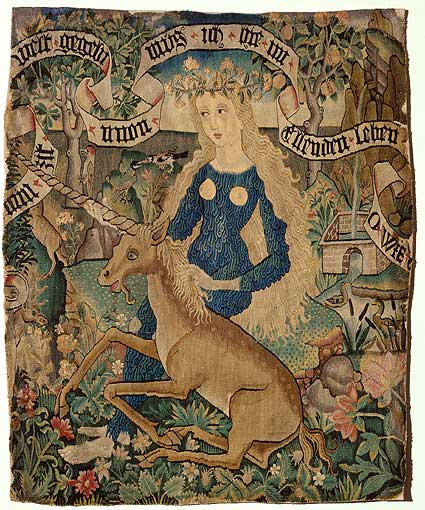 Blue Fur Suit: Intra-Actions of a Medieval Wild Woman (proposal accepted)