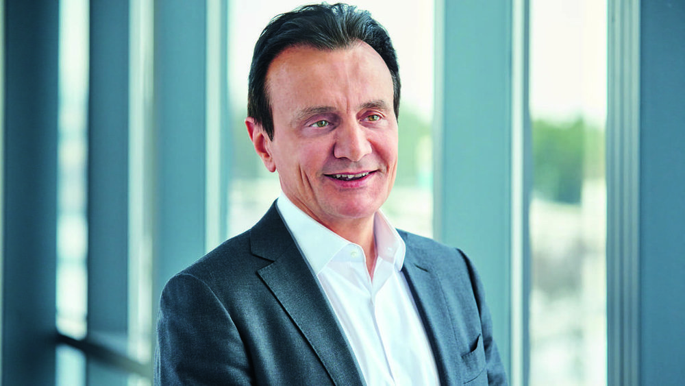 <b>Pascal Soriot</b>Executive Director & CEO, AstraZeneca