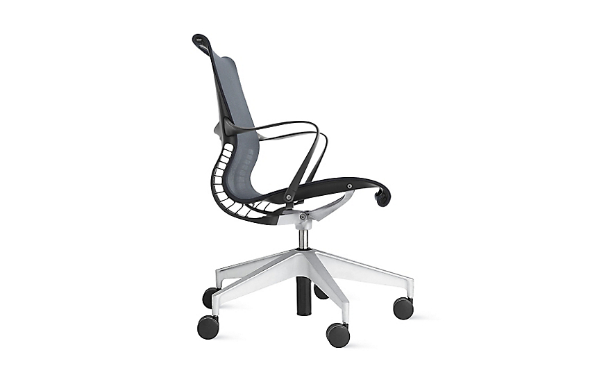 The Holy Grail of therapist chairs - The Herman Miller Setu at www.dwr.com