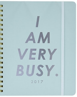 I'm very old school in that I still love having a tangible planner! There is something about opening up and seeing how full my life is that just lights me up!   Get me  .