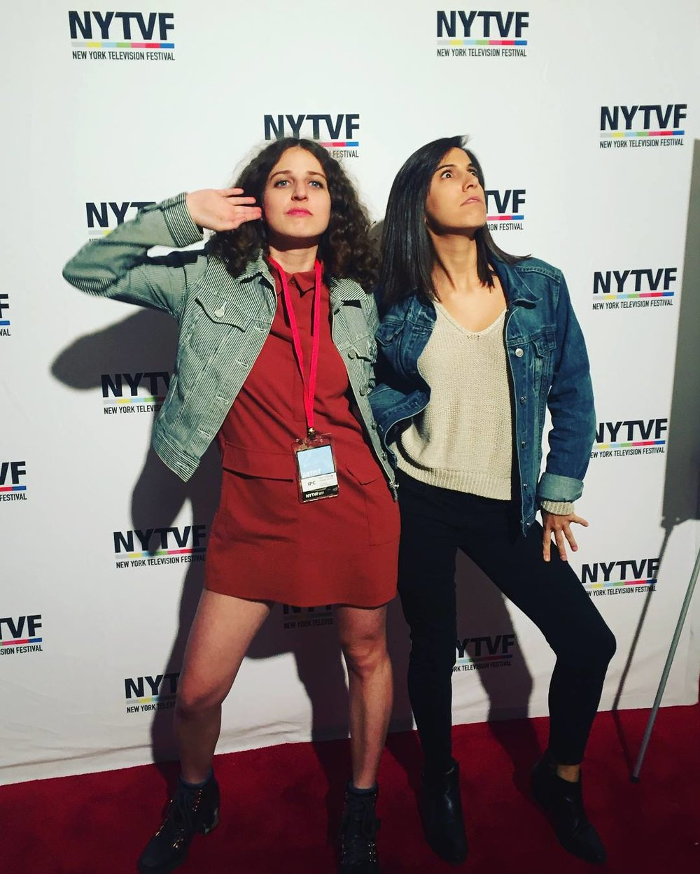 Repping Two Comedy Pilots at NYTVF 2017