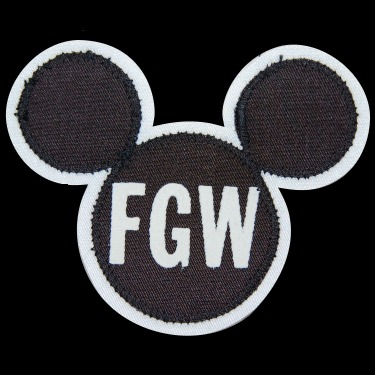 WANTED - FGW - Frank G Wellls patch worn starting in April of 1994