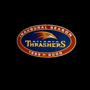 WANTED - 1999-00 Thrashers Inaugural Season Patch