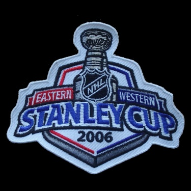 WANTED - 2006 Stanley Cup Finals Hurricanes jersey