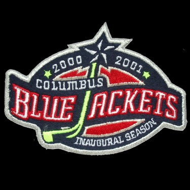 WANTED - 2000-01 Inaugural Season patched jersey