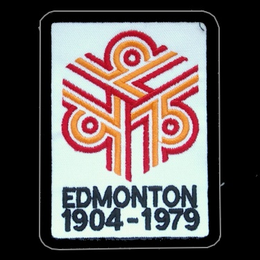 WANTED - City of Edmonton 75th anniversary patched jersey worn during the 1979-80 season.