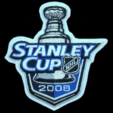 WANTED - 2008 Stanley Cup Finals Red Wings jersey
