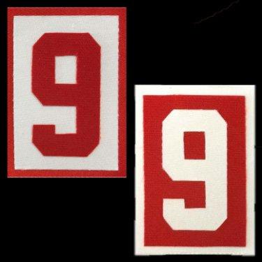 WANTED - Gordie Howe memorial patch worn during teh 2016-17 seaon.