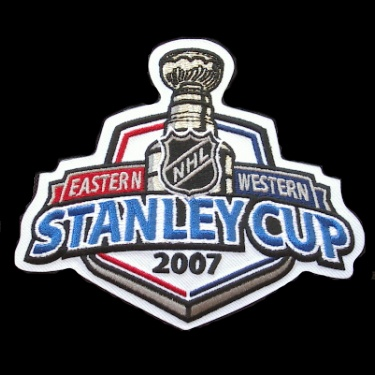 WANTED - 2007 Stanley Cup Finals jersey