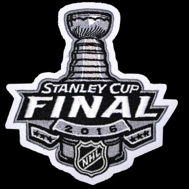 WANTED - 2016 Stanley Cup Finals patched jersey