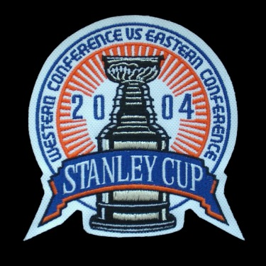 WANTED - 2004 Stanley Cup Finals jersey