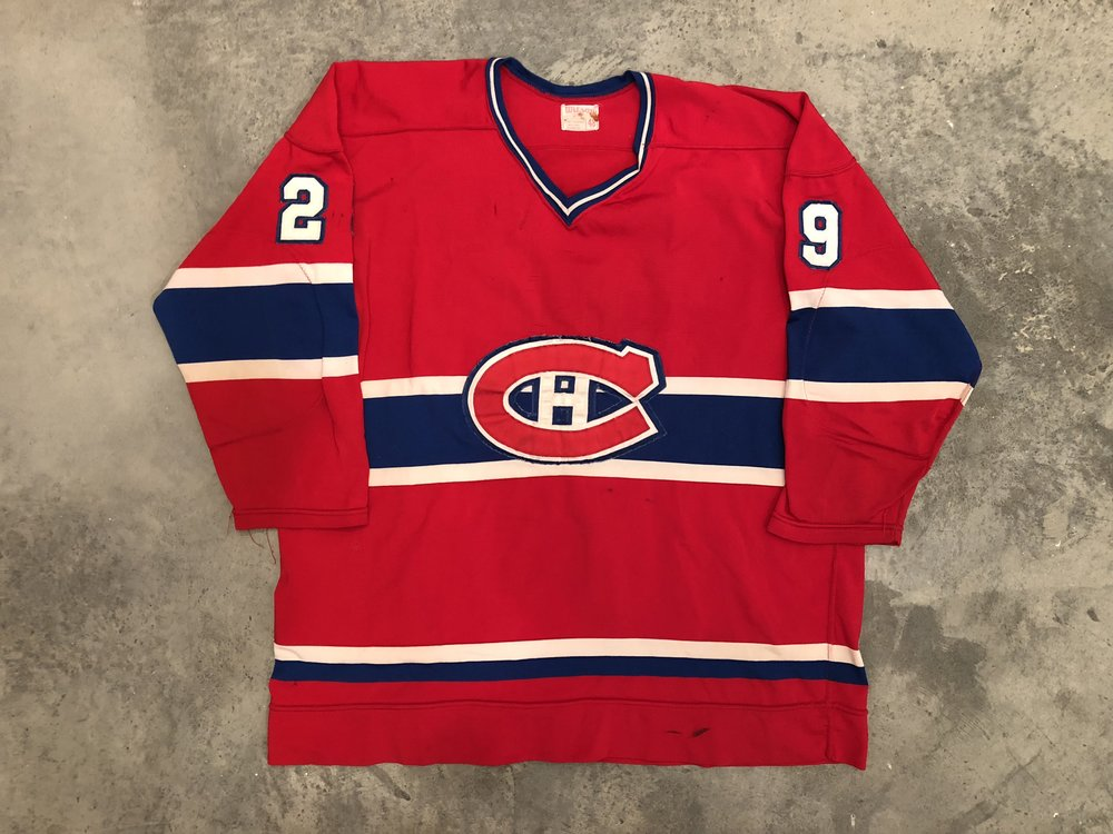 Vezina Trophy Winners' Jerseys -