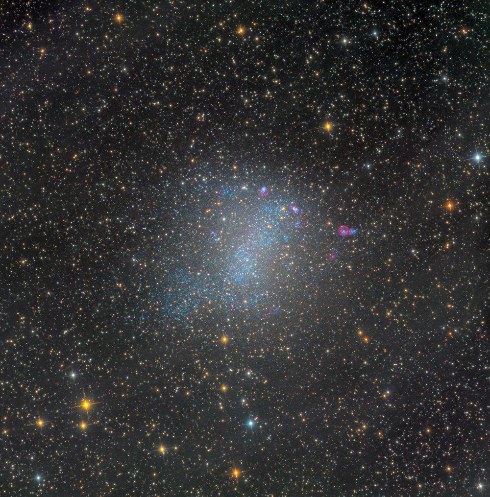 NGC 6822 (DGRO-Rancho Hidalgo)