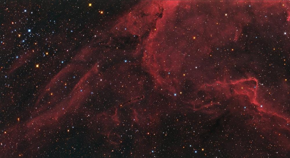 NGC 1027 and IC 1805