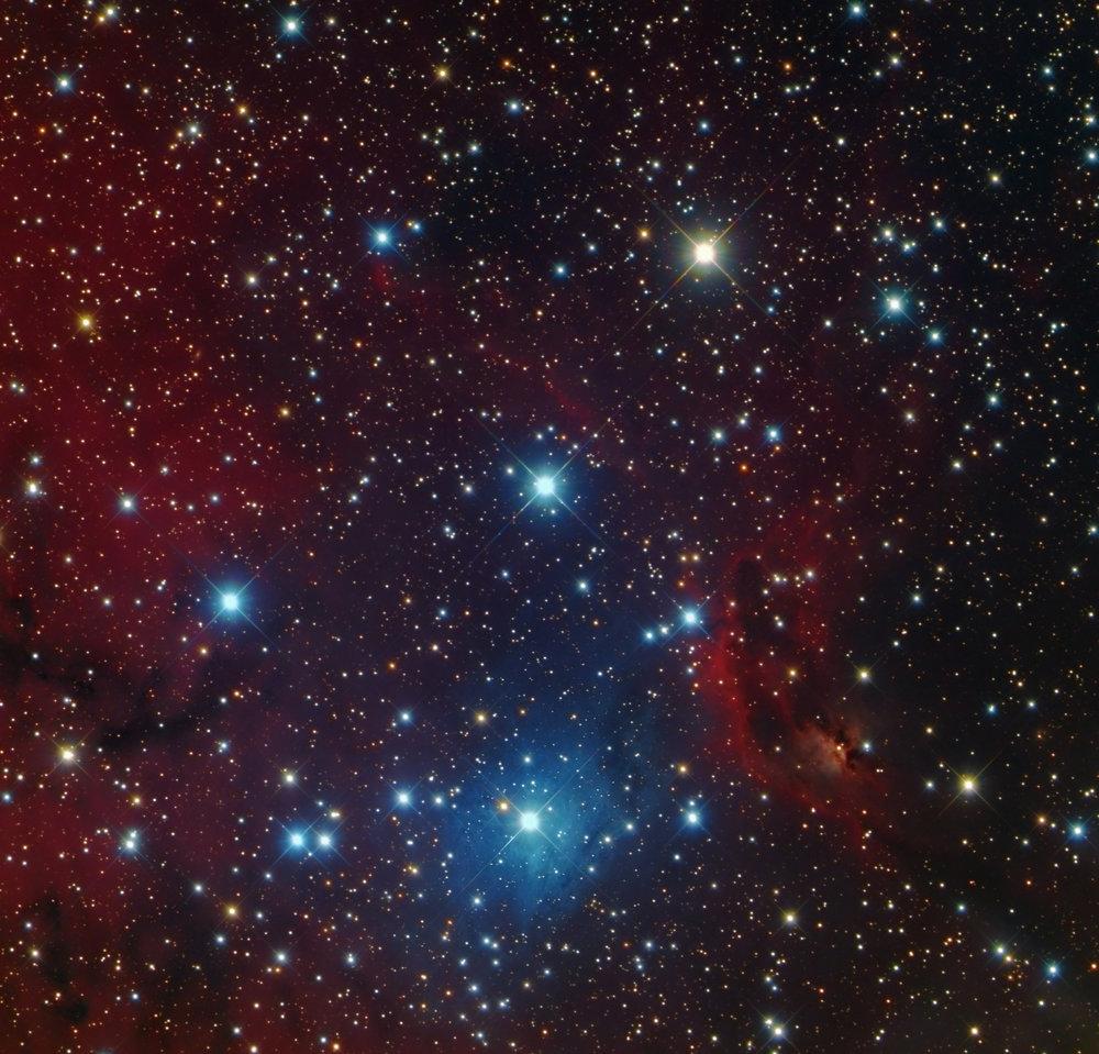 VDB 75, IC 444, DG99